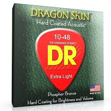 Cordes Dragon Skin/DR Strings